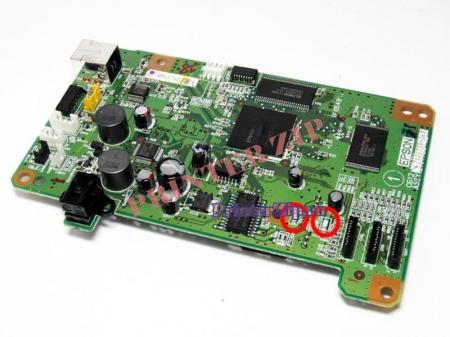 Материнская плата форматер 1430696 для Epson Stylus CX3700 купить в Питере