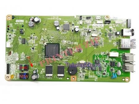 Материнская плата форматер 2137234 для Epson Stylus Office BX320FW купить в Питере