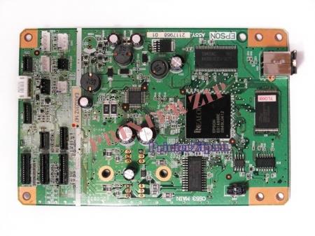 Материнская плата форматер 2117968 для Epson Stylus Photo R270 купить в Питере