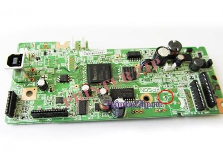 Материнская плата форматер 2143631 для Epson Stylus SX235W купить в Питере